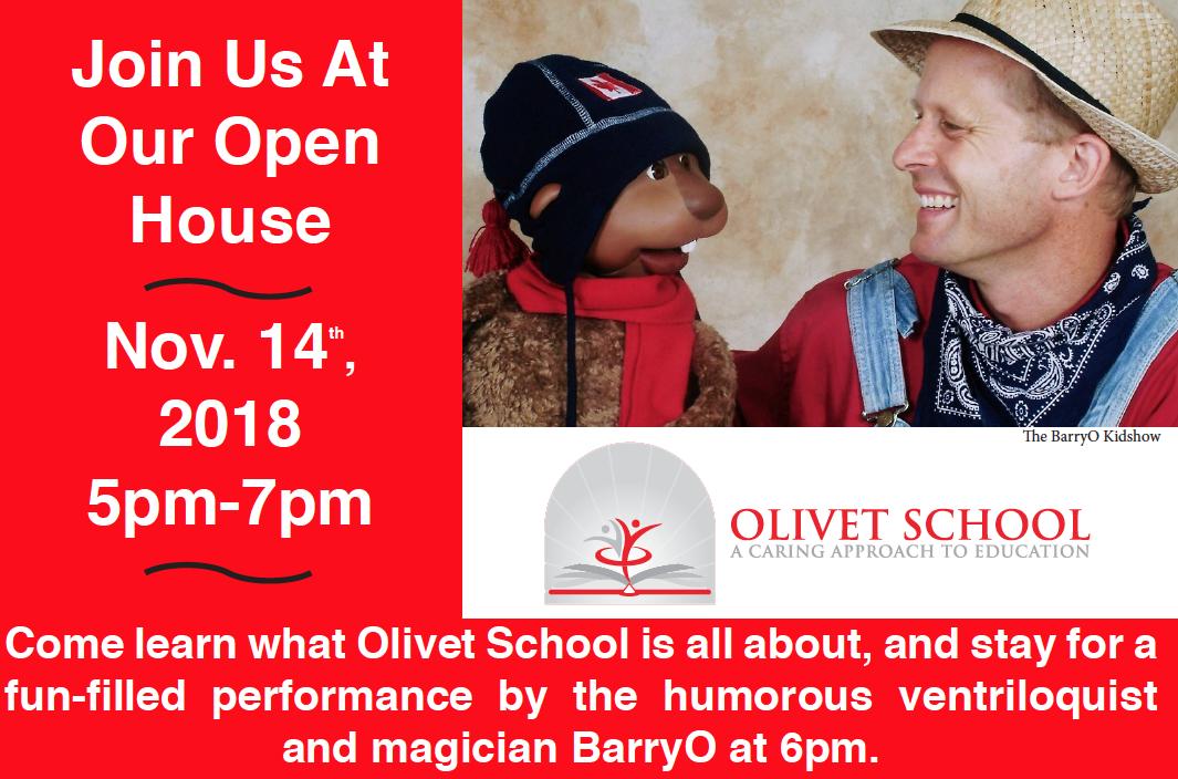 Open House, Private School, Etobicoke, Toronto